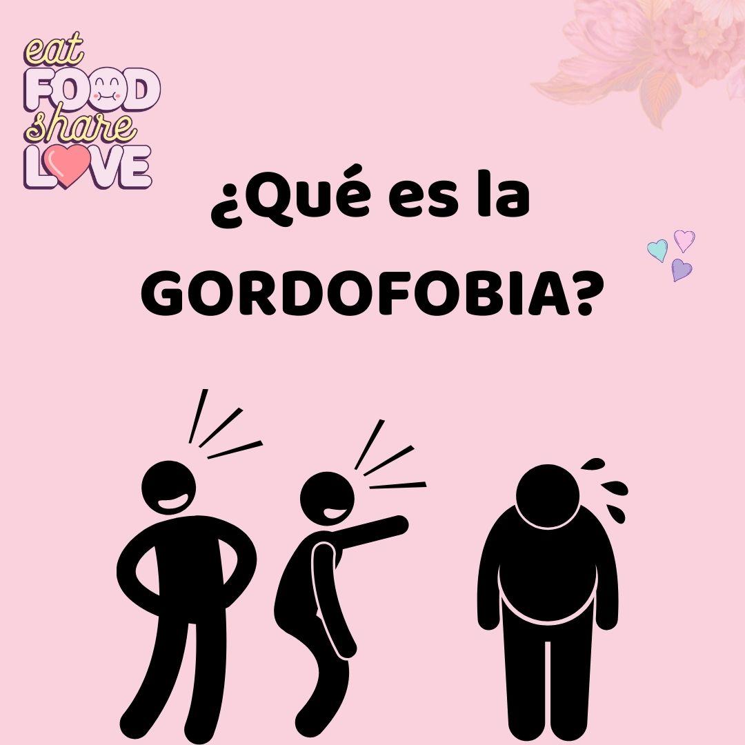 Gordofobia: Qué es y cómo combatirla